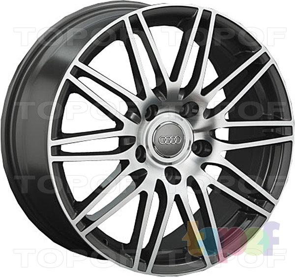Колесные диски Replica LegeArtis A40