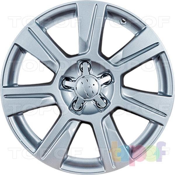 Колесные диски Replica LegeArtis A43. Цвет Silver