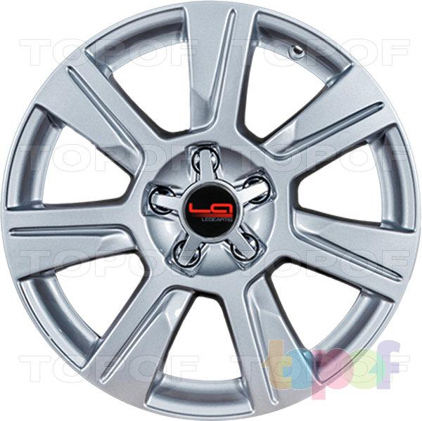 Колесные диски Replica LegeArtis A43. Цвет S