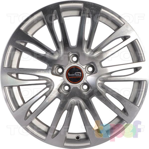 Колесные диски Replica LegeArtis A49. Цвет SF