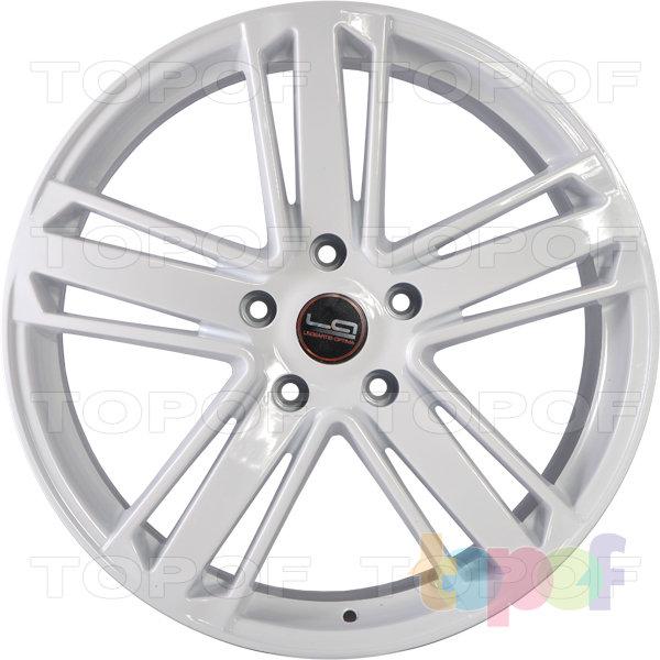 Колесные диски Replica LegeArtis A51. Цвет белый