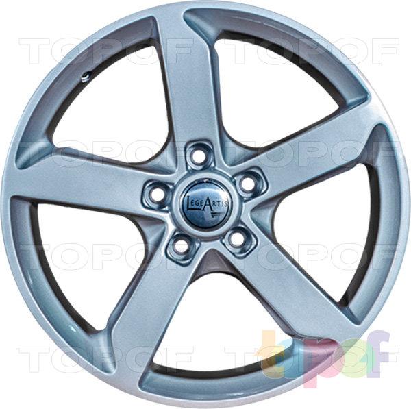 Колесные диски Replica LegeArtis A52. Цвет Silver