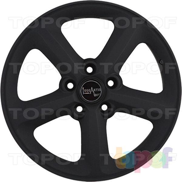 Колесные диски Replica LegeArtis A55. Цвет MB