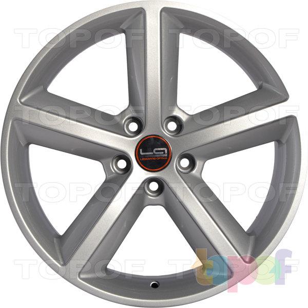 Колесные диски Replica LegeArtis A55. Цвет Silver