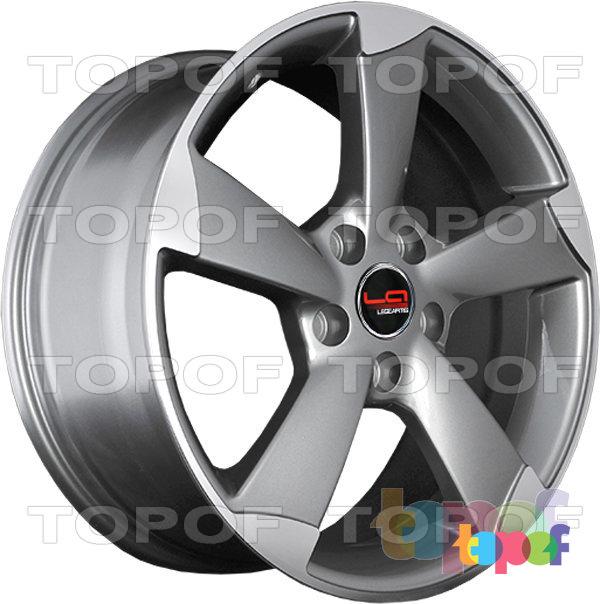 Колесные диски Replica LegeArtis A56. Цвет SF