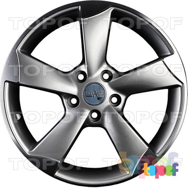Колесные диски Replica LegeArtis A56. Цвет GMF