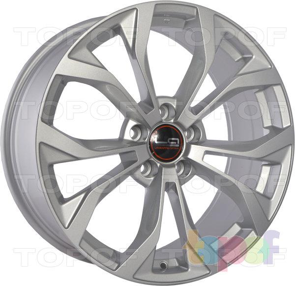 Колесные диски Replica LegeArtis A69. Цвет Silver
