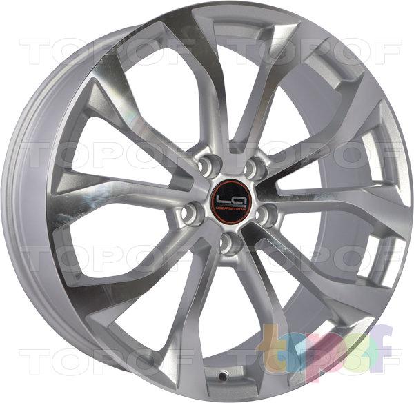 Колесные диски Replica LegeArtis A69. Цвет SF