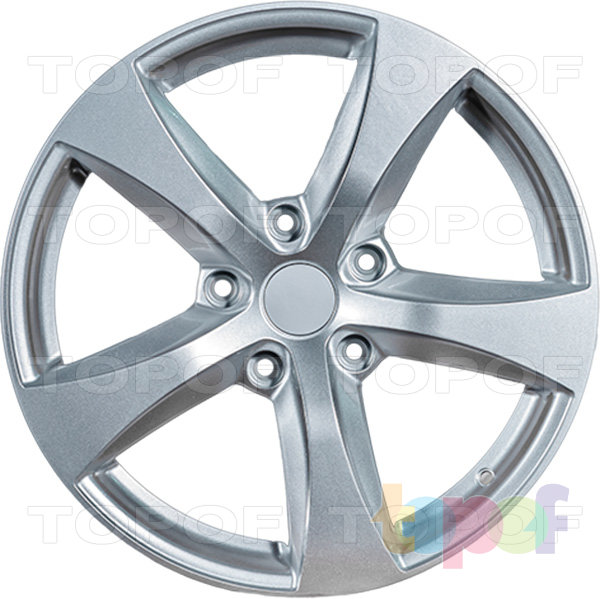 Колесные диски Replica LegeArtis A70. Цвет Silver