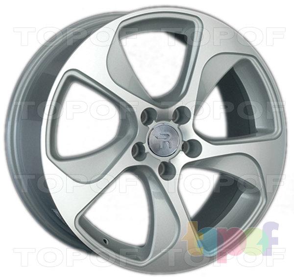 Колесные диски Replica LegeArtis A76. Изображение модели #1