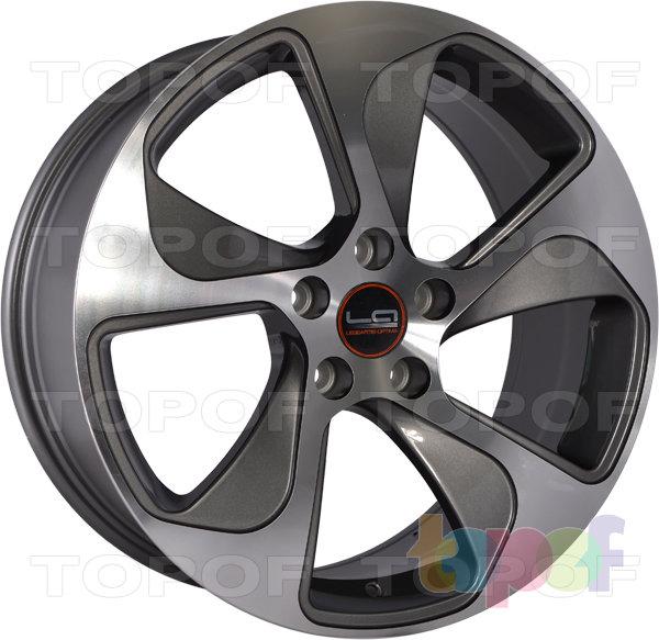 Колесные диски Replica LegeArtis A76. Цвет GMF