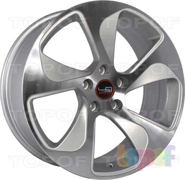 Колесные диски Replica LegeArtis A76. Цвет SF