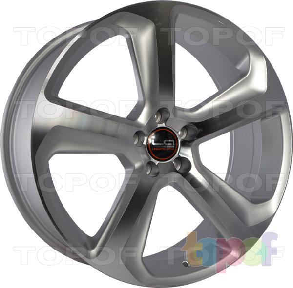 Колесные диски Replica LegeArtis A78. Цвет SF