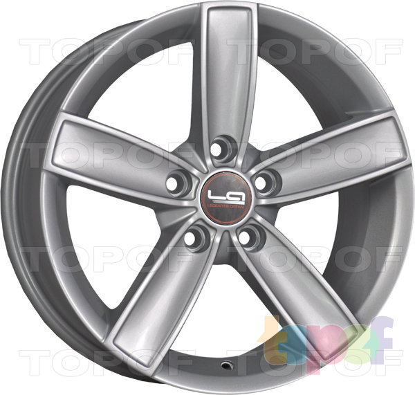 Колесные диски Replica LegeArtis A90. Цвет Silver