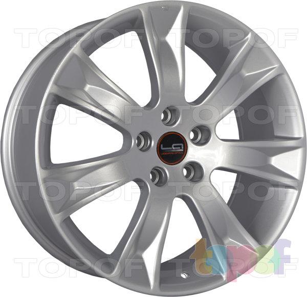 Колесные диски Replica LegeArtis AC2. Цвет Silver