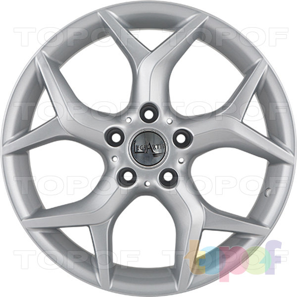 Колесные диски Replica LegeArtis B125. Изображение модели #1