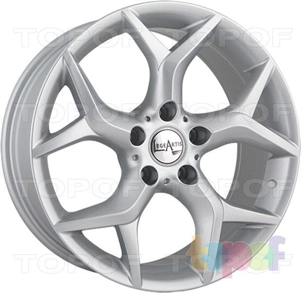 Колесные диски Replica LegeArtis B125. Изображение модели #2