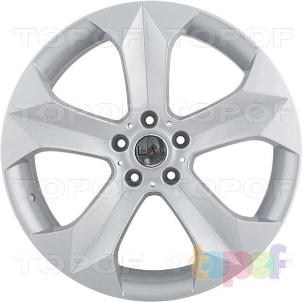 Колесные диски Replica LegeArtis B130. Изображение модели #1