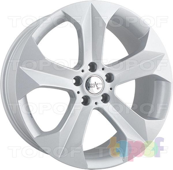 Колесные диски Replica LegeArtis B130. Изображение модели #2
