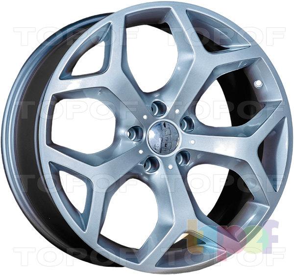 Колесные диски Replica LegeArtis B70. Изображение модели #2