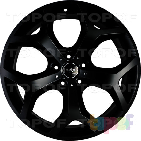 Колесные диски Replica LegeArtis B70. Изображение модели #3