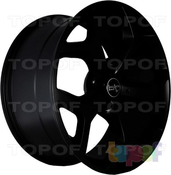 Колесные диски Replica LegeArtis B70. Изображение модели #4
