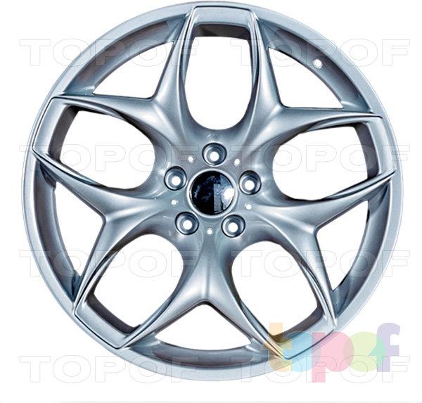 Колесные диски Replica LegeArtis B80. Изображение модели #3