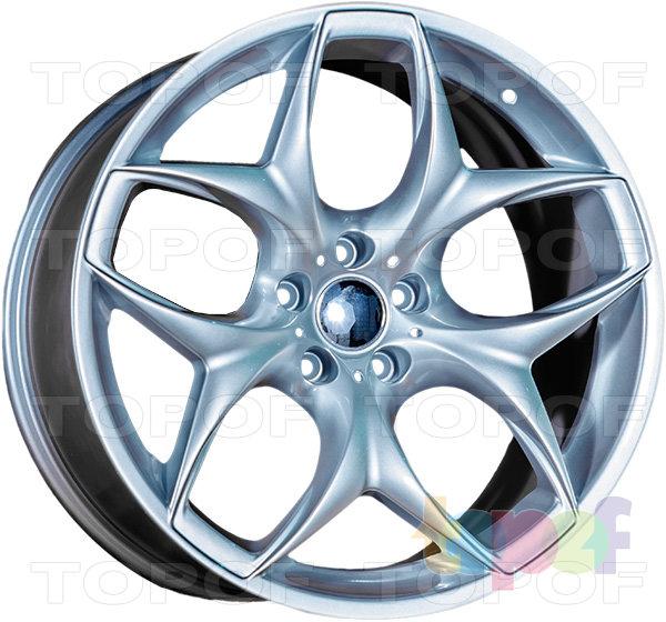 Колесные диски Replica LegeArtis B80. Изображение модели #4