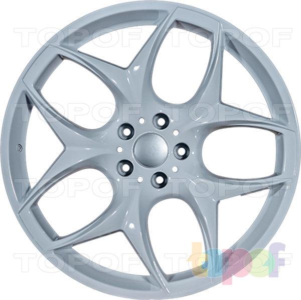 Колесные диски Replica LegeArtis B80. Изображение модели #5