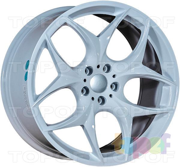 Колесные диски Replica LegeArtis B80. Изображение модели #6