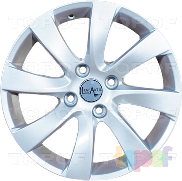 Колесные диски Replica LegeArtis CI13. Изображение модели #1