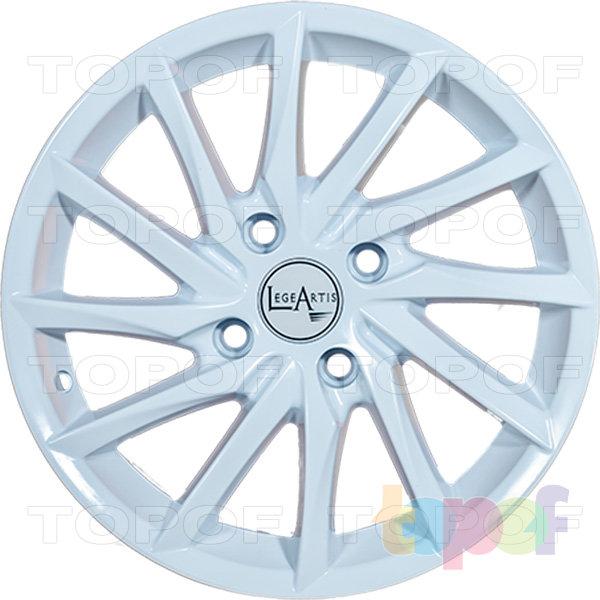 Колесные диски Replica LegeArtis CI5. Изображение модели #3