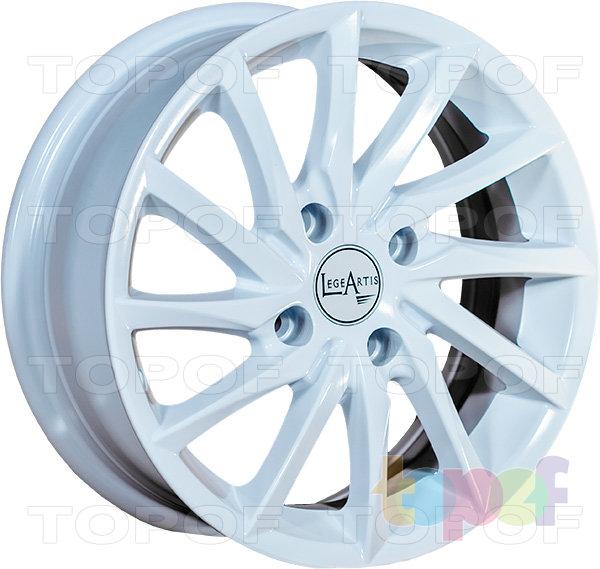 Колесные диски Replica LegeArtis CI5. Изображение модели #4