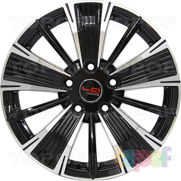 Колесные диски Replica LegeArtis CI502. Изображение модели #2