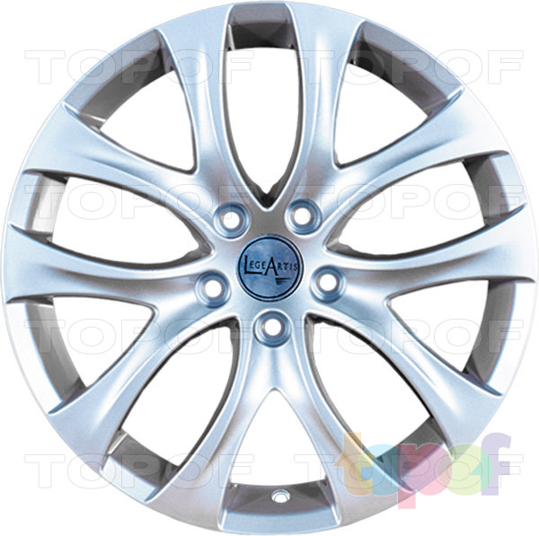 Колесные диски Replica LegeArtis CI7. Изображение модели #3