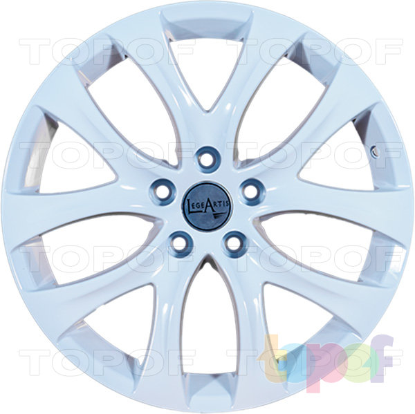 Колесные диски Replica LegeArtis CI7. Изображение модели #5
