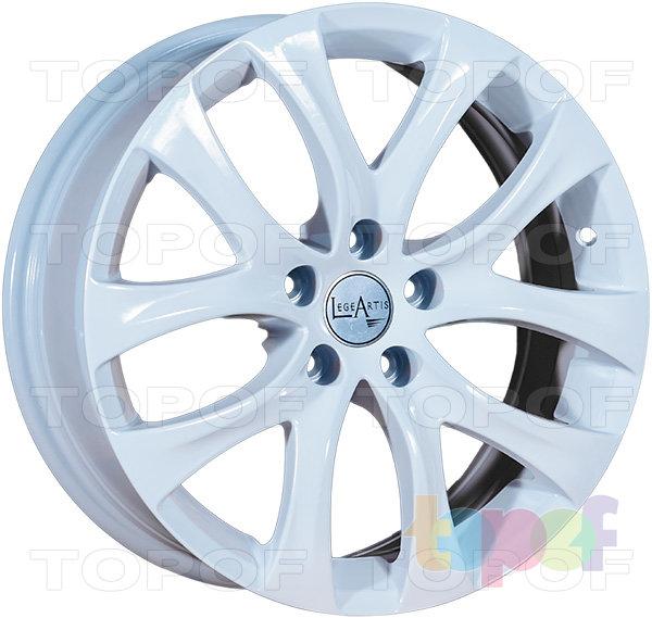 Колесные диски Replica LegeArtis CI7. Изображение модели #6