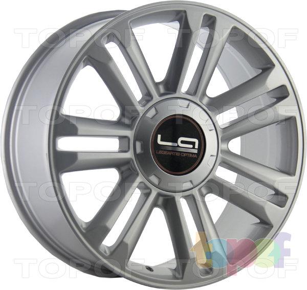 Колесные диски Replica LegeArtis CL5. Изображение модели #1