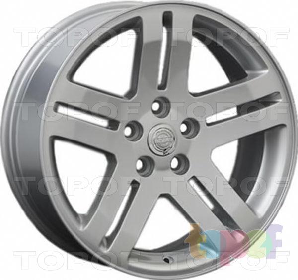 Колесные диски Replica LegeArtis CR4. Изображение модели #1