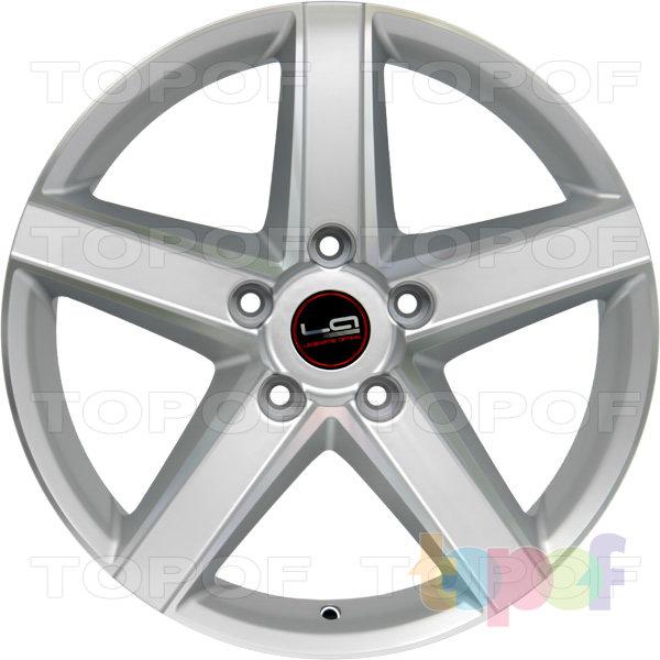 Колесные диски Replica LegeArtis CR5. Изображение модели #2