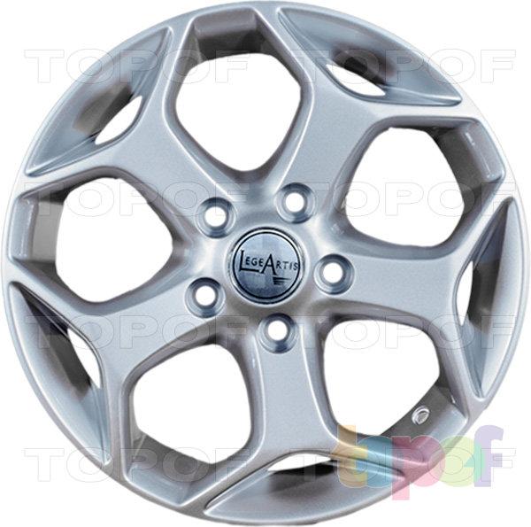 Колесные диски Replica LegeArtis FD12. Изображение модели #1