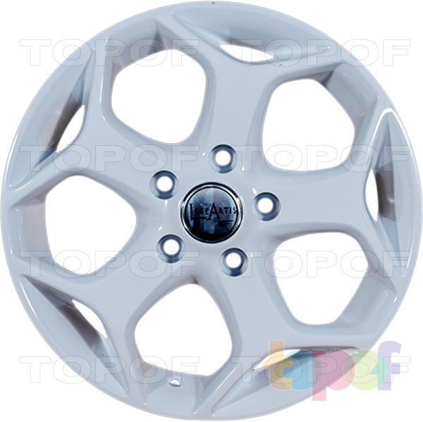 Колесные диски Replica LegeArtis FD12. Изображение модели #3