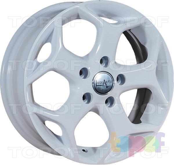 Колесные диски Replica LegeArtis FD12. Изображение модели #4