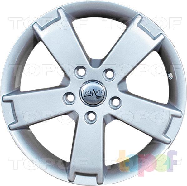 Колесные диски Replica LegeArtis FD13. Изображение модели #1