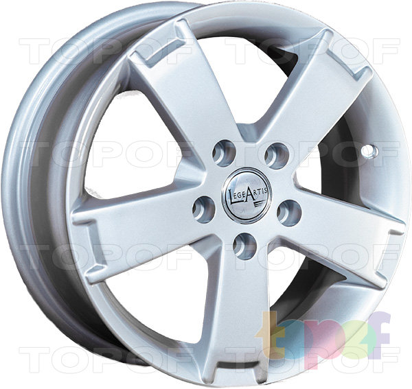 Колесные диски Replica LegeArtis FD13. Изображение модели #2