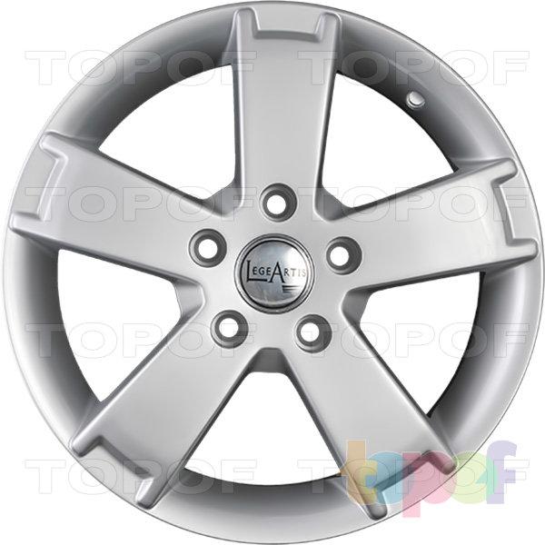 Колесные диски Replica LegeArtis FD13. Изображение модели #3