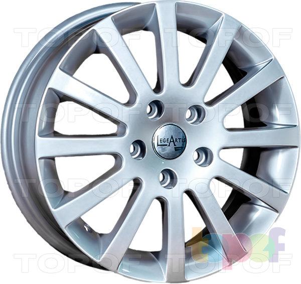 Колесные диски Replica LegeArtis FD14. Изображение модели #1