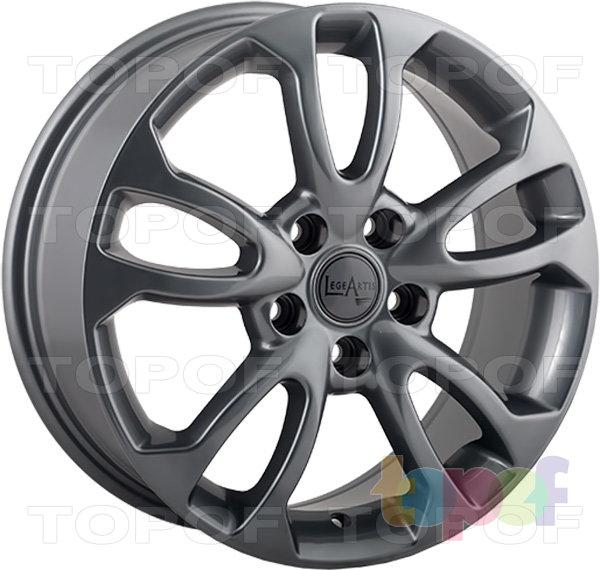 Колесные диски Replica LegeArtis FD16. GM