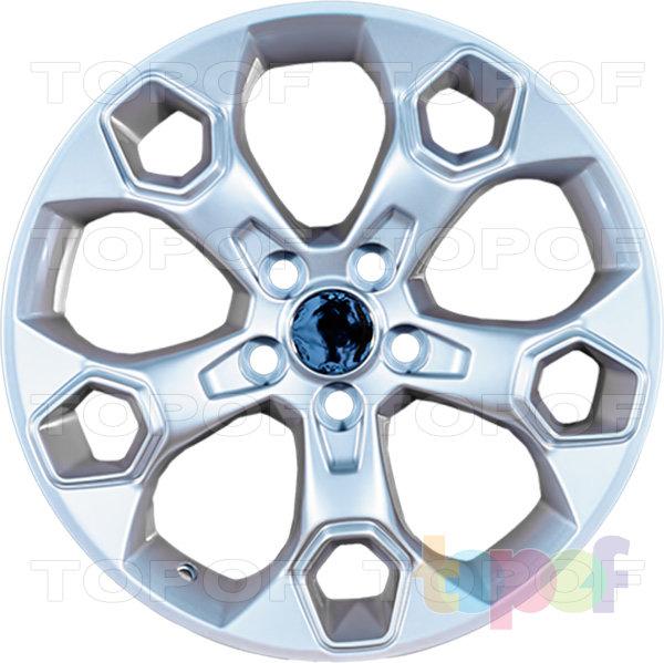 Колесные диски Replica LegeArtis FD17. Изображение модели #2