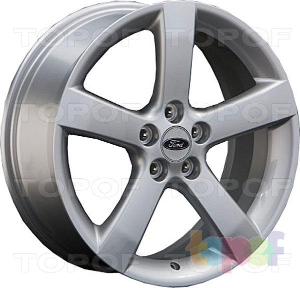 Колесные диски Replica LegeArtis FD22. Изображение модели #1